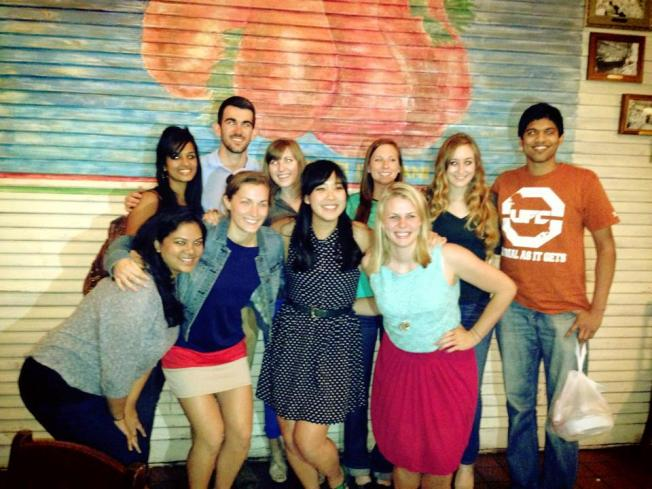GlobeMed UT Executive Board, 2012-13
